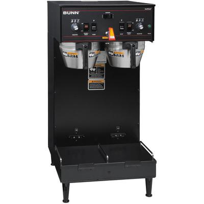 BUNN 27900.0020 Black Dual Soft Heat Brewer - 120/208V, 5...