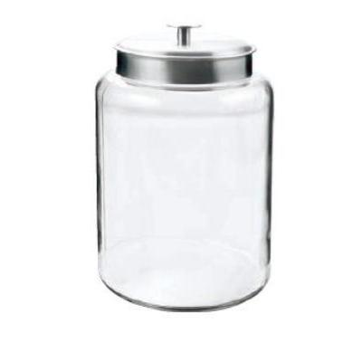 Anchor 95507 2.5 gal Montana Jar w/ Brushed Aluminum Meta...