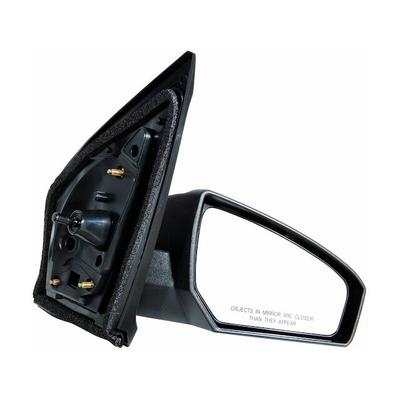 Replacement Passenger Side Black Manual Mirror For 07 08 Nissan