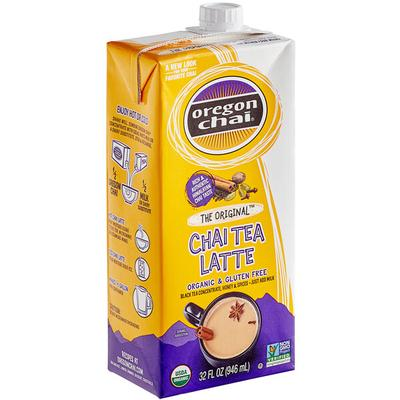 Oregon Chai 32 oz. Original Chai Tea Latte Concentrate