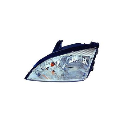 2005-2007 Ford Focus Left - Driver Side Headlight Assembly - Action Crash FO2502210C