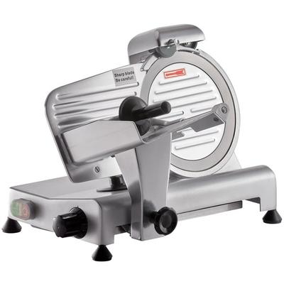 "Avantco SL309 9"" Manual Gravity Feed Meat Slicer - 1/4 hp"