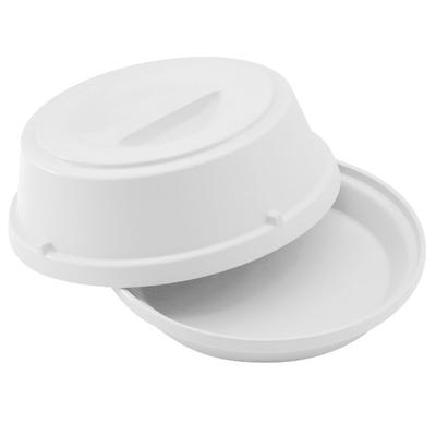 Cambro HK39148 White Camwear Heat Keeper Base and Cover f...