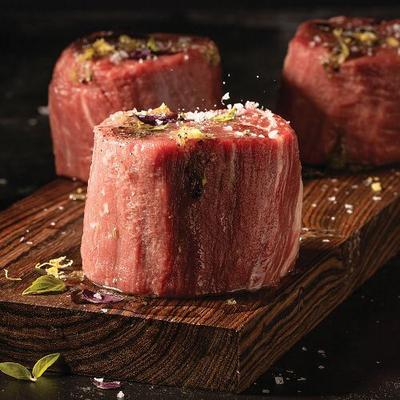 Omaha Steaks 12 (6 oz.) Private Reserve Filet Mignons