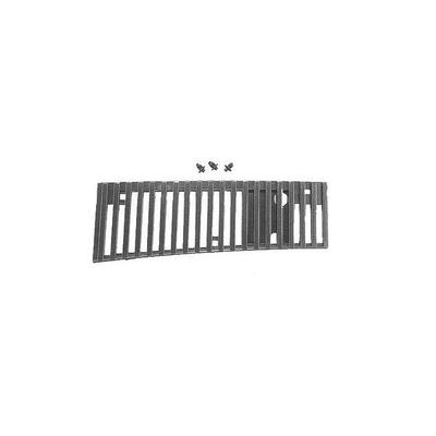 1986-1994 Nissan D21 Left - Driver Side Cowl Grille Scree...