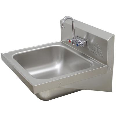 """Advance Tabco 7-PS-45 Hand Sink - 24 3/4"""" x 21 7/8"""""""