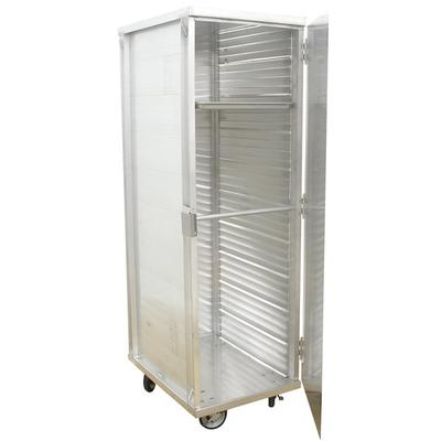 Advance Tabco EPC-40 40 Enclosed End Load Pan Cabinet - A...