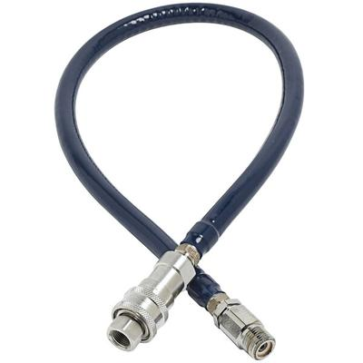 "T&S HW-4B-48 Safe-T-Link 3/8"" x 48"" Water Appliance Hose ..."