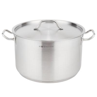 Vollrath Lincoln 3905 Optio 22 Qt. Sauce Pot with Cover