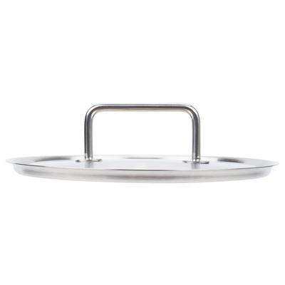 "Vollrath 47774 Intrigue 11"" Stainless Steel Cover with Lo..."