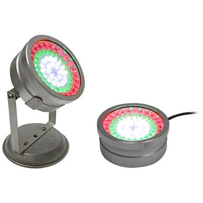 Alpine Luminosity Color Changing 72 LED Pond Light