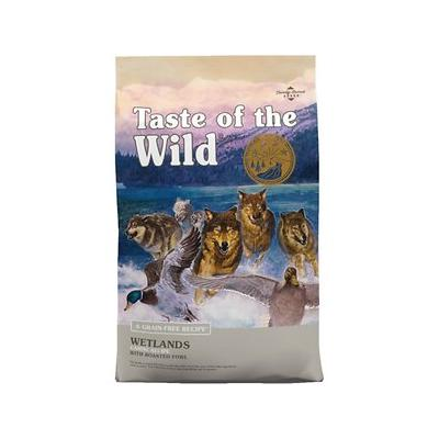 Taste of the Wild Wetlands Dry Dog Food, 5-lb bag