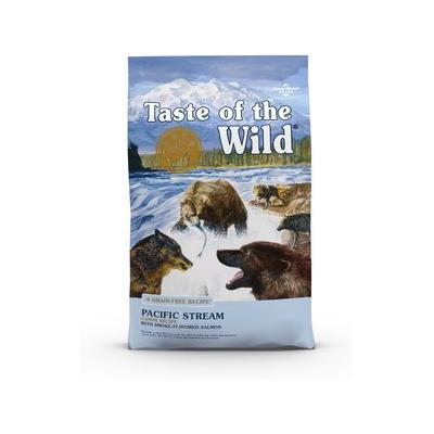 Taste of the Wild Pacific Stream Grain-Free Dry Dog Food, 5-lb bag