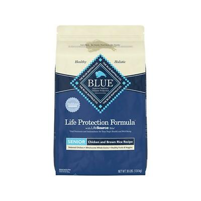 Blue Buffalo Life Protection Formula Senior Chicken & Bro...