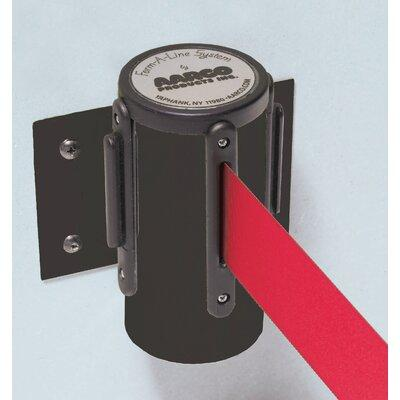 AARCO Form-A-Line System Wall Mounted Retractable Belt WM...