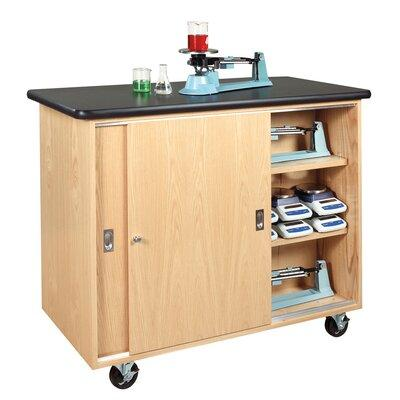 Diversified Woodcrafts Mobile Series Portable 3 Compartme...