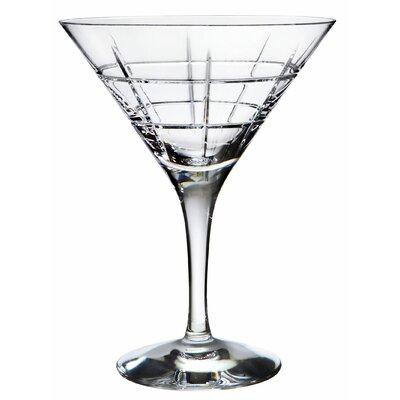 Orrefors Street Martini 8 oz. Crystal Cocktail Glass 6540106