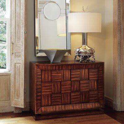 Global Views Draw Attention Accent Cabinet 2261