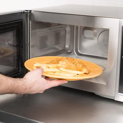 Vollrath 40830 Stainless Steel Commercial Microwave Oven ...
