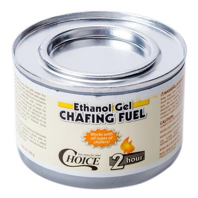 Candle Corp of America Choice Ethanol Gel Chafing Dish Fu...