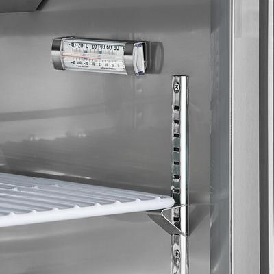"Avantco SS-PT-27M-HC 27"" 1 Door Mega Top Stainless Steel ..."