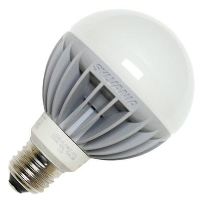 Sylvania 78643 - LED8G25DIMF830 G25 Globe LED Light Bulb
