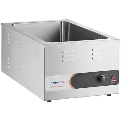 "Nemco 6055A-CW 12"" x 20"" Countertop Food Cooker / Warmer ..."