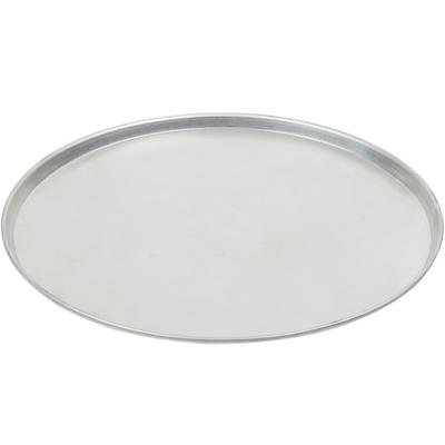 "American Metalcraft T2015 15"" Tin-Plated Steel Pizza Pan"
