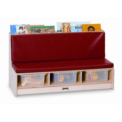JonTi CrafT 11'' Wood Classroom Bench
