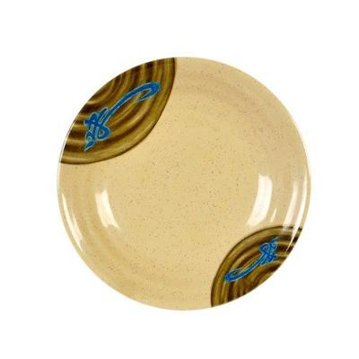 """Thunder Group 1350J Wei 5 1/8"""" Round Melamine Soup Plate ..."""