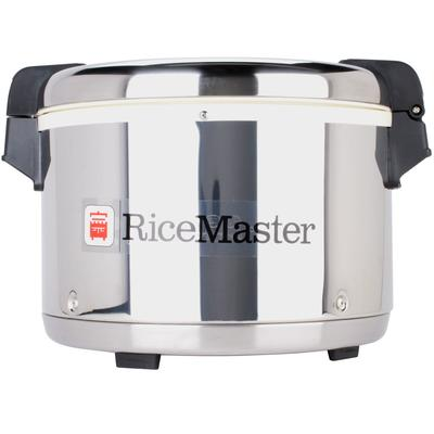 TOWN 56916S 72 Cup (36 Cup Raw) Commercial Rice Warmer wi...
