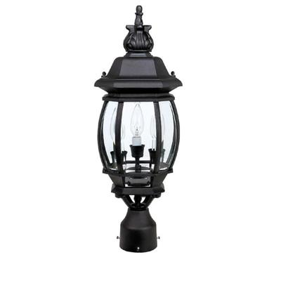 Capital Lighting 9865 French Country 3 Light Outdoor Lant...