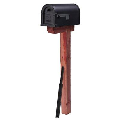 Gibraltar Mailboxes 43.5 Ft. H In-Ground Decorative Post DPK