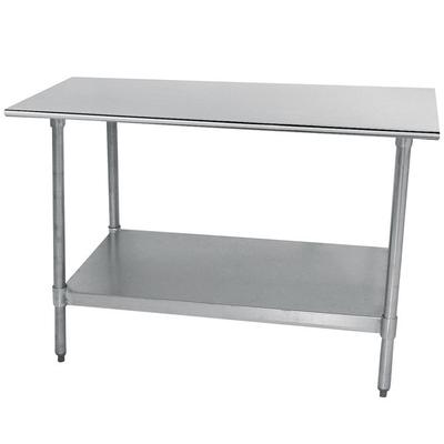 """Advance Tabco TTS-305-X 30"""" x 60"""" 18 Gauge Stainless Stee..."""