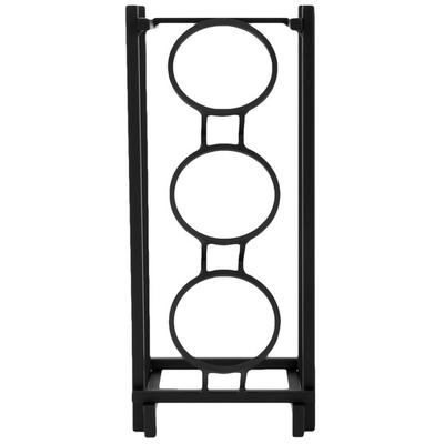 CAL-MIL 1134-13 Black One By One Three Compartment Metal ...
