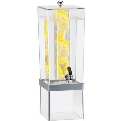 CAL-MIL 2016-INF-74 Silver 3 Gallon Econo Beverage Dispen...