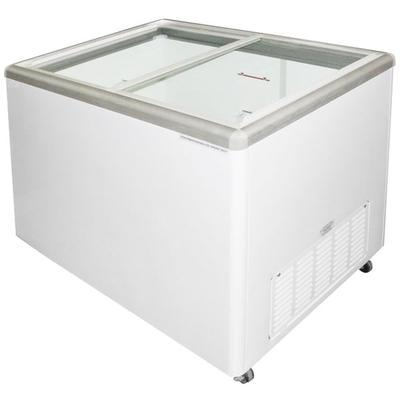 Excellence EURO-13 Ice Cream Flat Top Flat Lid Display Fr...