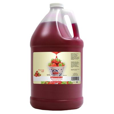 Gold Medal 1227 Strawberry Snow Cone Syrup, Ready-To-Use,...