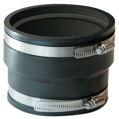Fernco Coupling For Corrugated Pipe P1070-44 / P1070-33 S...