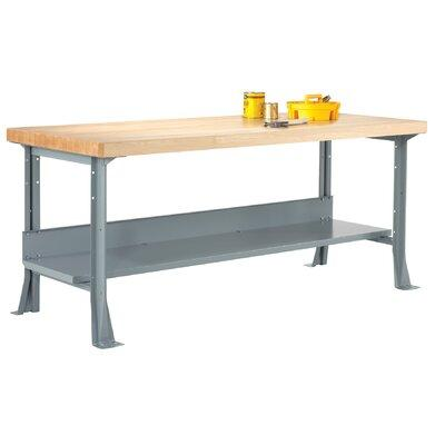 Diversified Woodcrafts Wood Top Workbench MLB-43 Surface:...