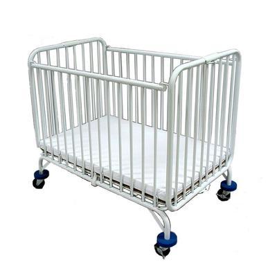 "L.A. Baby 82 Folding Holiday Series Crib 24"" x 38"" with F..."