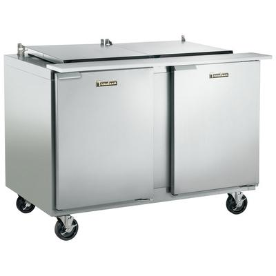 "TRAULSEN UST7212-RR-SB 72"" 2 Right Hinged Door Stainless ..."