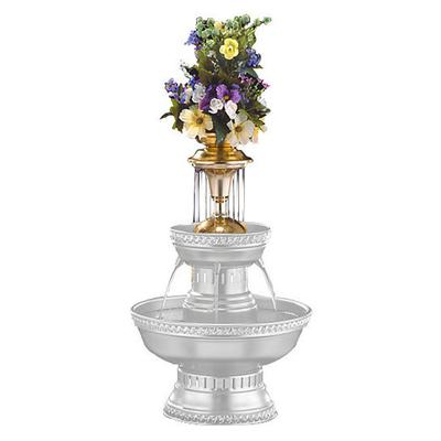 APEX FOUNTAINS Apex 4104-GT Gold Stainless Steel Waterfal...