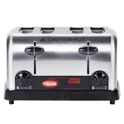 """Hatco TPT-120 4 Slice Commercial Toaster - 1 1/4"""" Slots, ..."""