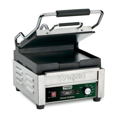 WARING-COMMERCIAL WFG150T Commercial Panini Press w/ Cast...