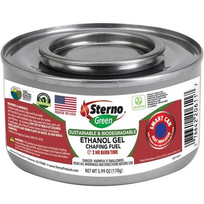 Sterno Products 20108 2 Hour Power Heat Plus Chafing Dish...