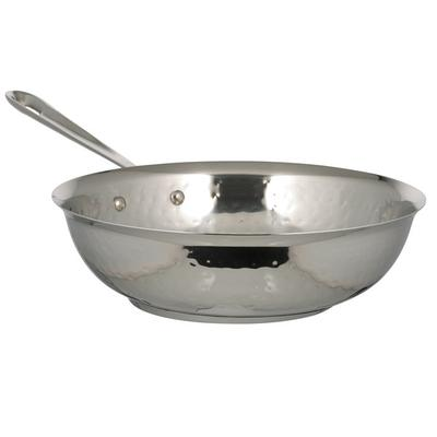 """Bon Chef 60005HF Cucina 10"""" Hammered Finish Stainless Ste..."""