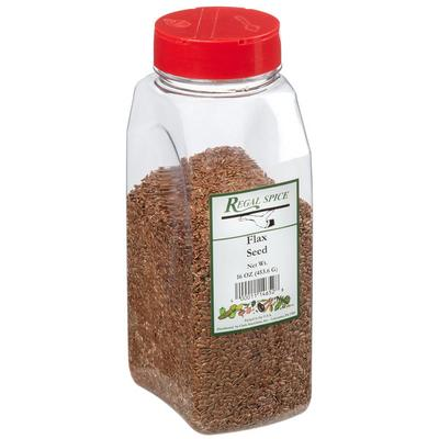 Regal Brown Flax Seed - 16 oz.