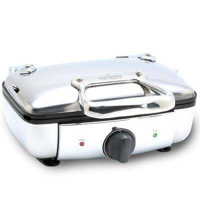 All-Clad Electrics 2 Slice Belgian Waffle Maker 99011GT