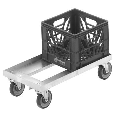 Channel MC1338 Dolly for Milk Crates